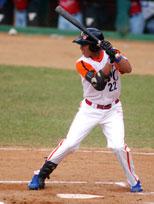 Leonys Martin led Cuba driving in four runs.