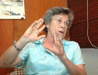 Maria Lopez Vigil, photo: El Nuevo Diario