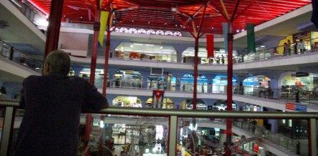 Carlos III Shopping Center in Havana