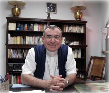 Juan de Dios Hernandez, secretary-general of the Conference of Cuban Catholic Bishops