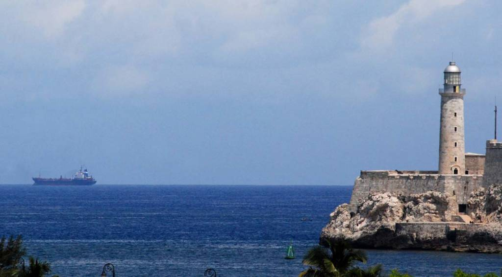 Entrance to Havana Bay