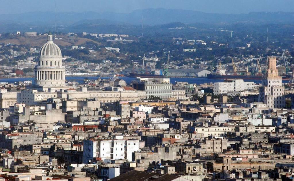 Havana: So close but so far!  Photo: Caridad