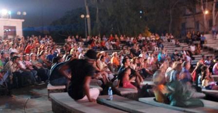 Old Havana Amphitheater