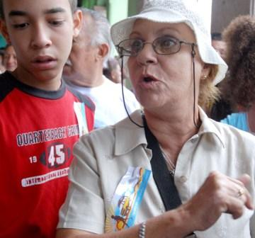 Soy Yogurt has become an important dietary staple for Cubans of different ages.  Photo: Caridad