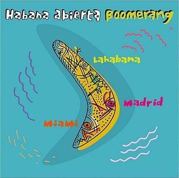 Havana Open Boomerang