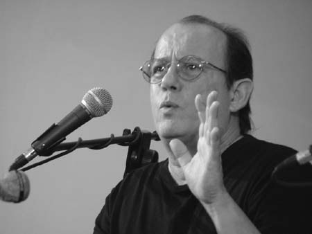 Silvio Rodriguez, like his fellow New Trova artist Pablo Milanes, has called for new blood within the Cuban leadership.