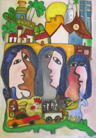 Women from my city, Fuster 2007