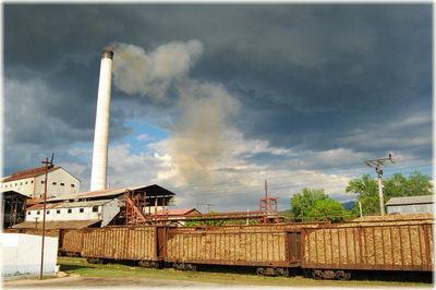 Sugar factory, photo: cubasolar