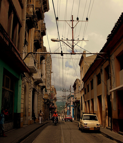 Santiago de Cuba, photo: Borja'08