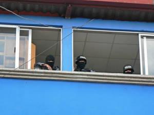 State of seige in Honduras.  Photo: Giorgio Trucchi - Rel-UITA