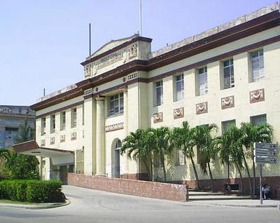 Havana's Calixto Garcia Hospital.