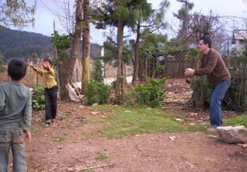 Baseball Chiapaneca style