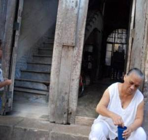 In her blog, Yoani Sanchez centers on the dark side of life in Cuba.