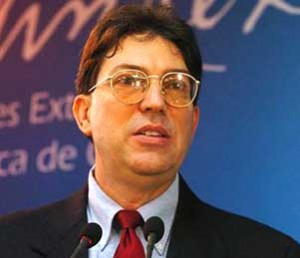Cuban Foreign Minister Bruno Rodriguez will host his spanish counterpart Miguel Angel Moratinos Sunday and Monday.