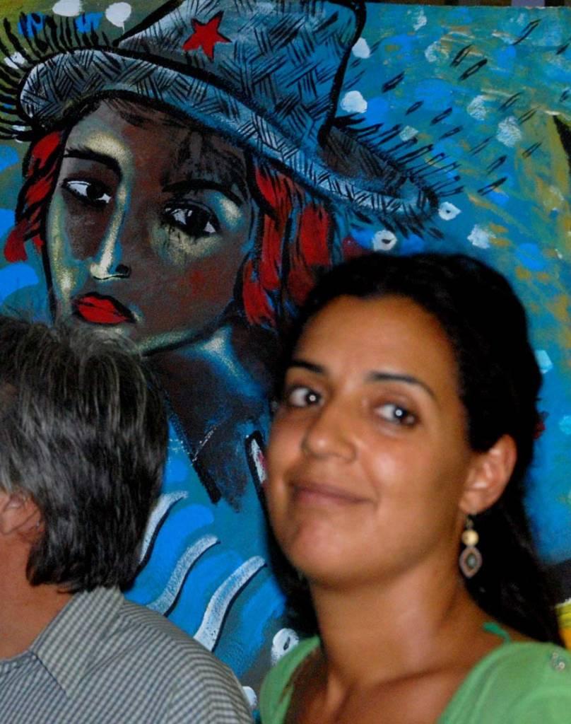 Cuban Culture Day at the Pabellon Cuba.  Photo: Caridad