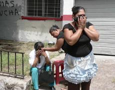 Honduras contines in crisis.  Photo: Giorgio Trucchi, rel-UITA