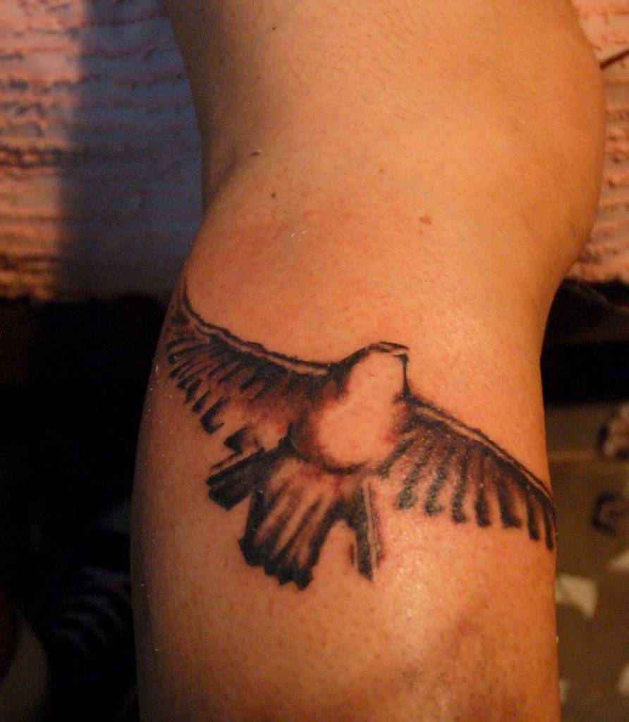 Nena's bijirita tatoo.