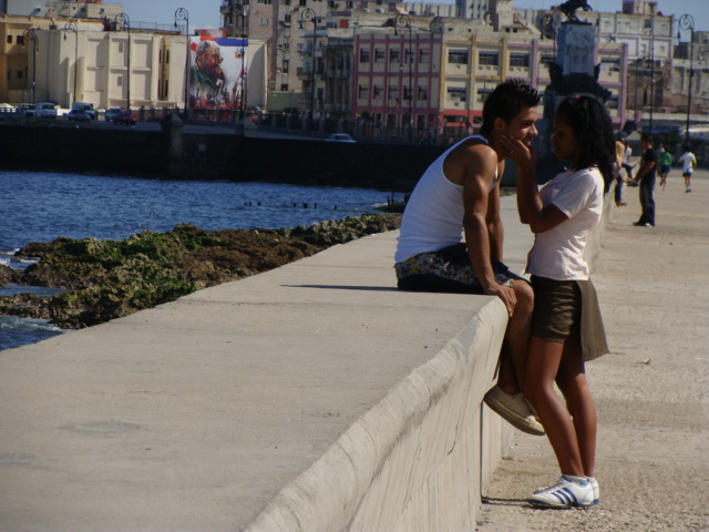Havana is a magnet for many Cubans living in the eastern provinces.  Photo: Ana Maria Gonzalez