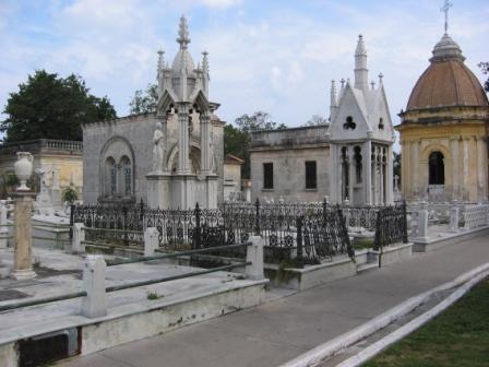 Havana's Colon Cemetery.  Photo: commons.wikipedia.org