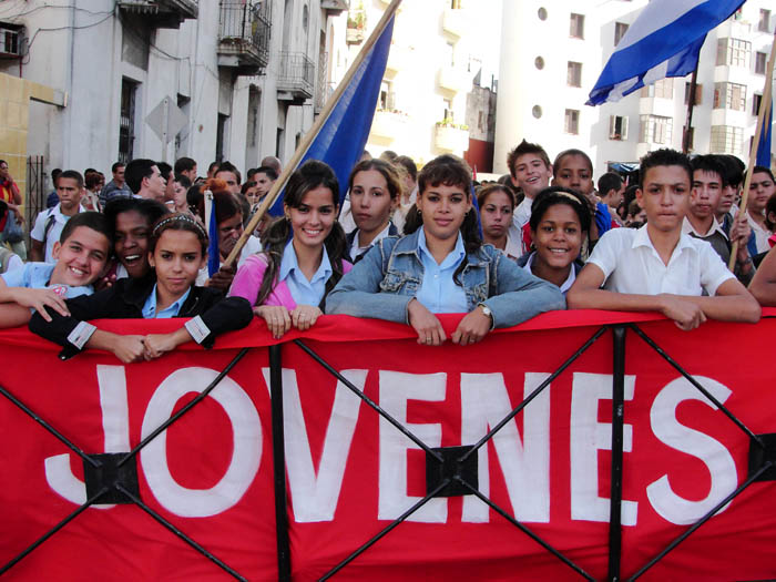 Remembering the eight murdered medical students.  Photo: Elio Delgado