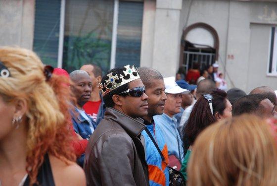 Kool & the Gang Concert, Havana, Cuba, Dec. 20, 2009