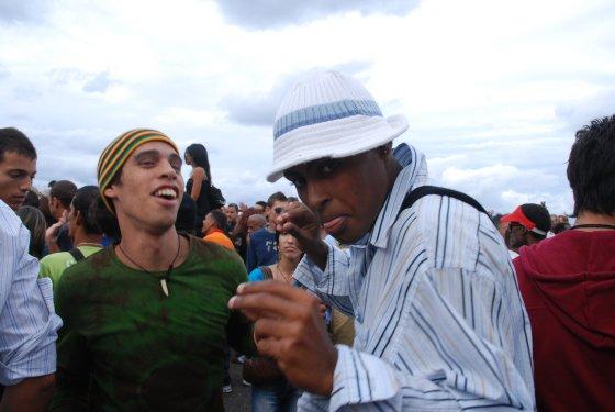 Kool & the Gang, Havana, Cuba, 12-20-2009