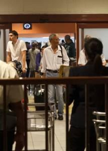 Arriving to Havana. Photo: Juan Suarez