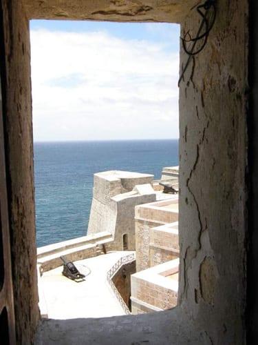From the Morro fortress. Photo: Darko Perica