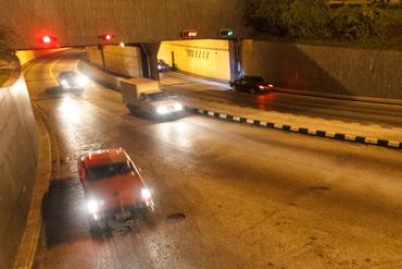 The Havana Bay Tunnel. Photo: Juan Suarez