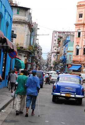 Neptuno Street, Havana
