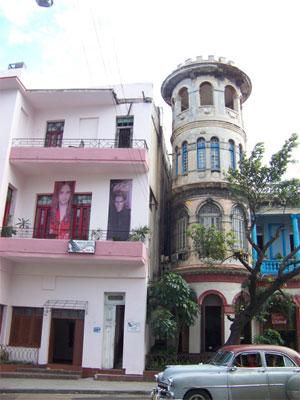 View from San Lazaro St. in Havana's Vedado district. Photo: Ernesto González
