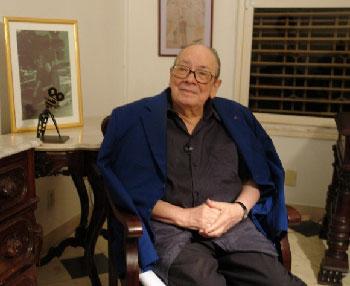 Alfredo Guevara.  Foto: cubadebate.cu