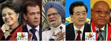 Los BRICS.  Foto: etceter.com