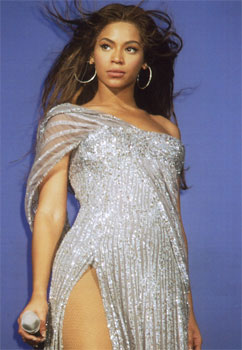 Beyoncé.  Photo: wikipedia.org