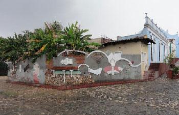 La Calle de piedras, Sancti Spiritus