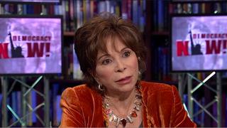 Isabel Allende on Democracy Now