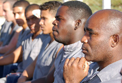 """The relatively high number of black people in Cuban jails reveals that a """"racial problem"""" still exists in the country. Photo: Raquel Pérez"""