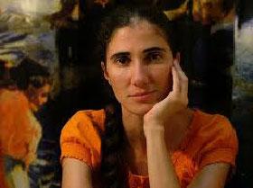 Yoani Sanchez. Photo: desdecuba.com