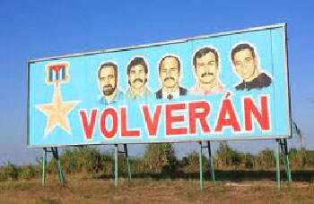 The Cuban Five will return.