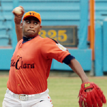 Freddy Asiel Alvarez has proven as brilliant as any individual post-season outing in the quarter-century of Cuban playoff baseball.