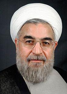 Iranian president-elect Hassan Rouhani.