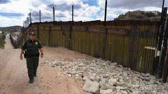 The US Mexican Border is to become considerably more militarized than it already was.