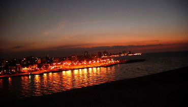 Havana by night.
