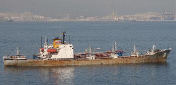The Chong Chon Gang ship.  Photo: IHS Maritime