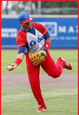 Eighteen-year-old Johan Moncada appeared only briefly in four games but made a big impression.