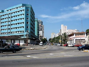 The Ministry of Foreign Commerce building where GECOMEX will have its offices.  Photo: cuba.cu
