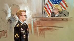The Bradley Manning trial.