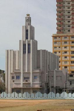 Casa de las Americas cultural center and publisher in Havana.