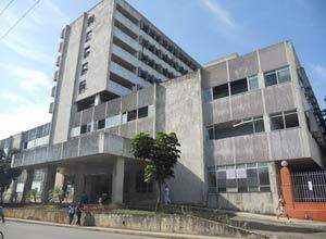 Havana's Miguel Enriquez Hospital.