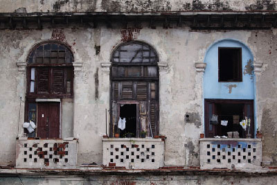 Havana apartments.